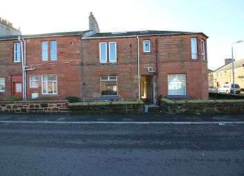 Thumbnail 1 bed flat for sale in Northfield Avenue, Ayr