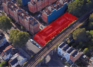 Thumbnail Commercial property for sale in Rosendale Road, London