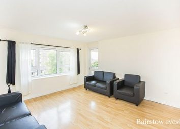 Thumbnail 3 bed flat to rent in Hathaway Crescent, London