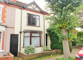 Thumbnail 3 bed end terrace house for sale in Earls Road, Nuneaton