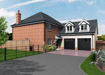 Thumbnail 4 bed detached house for sale in Plot 3, Bee Tree Gardens