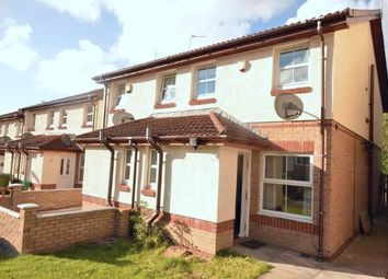Thumbnail 3 bed semi-detached house for sale in Berryknowes Drive, Glasgow