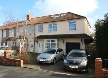 Thumbnail 4 bed end terrace house for sale in Forest Road, Fishponds, Bristol