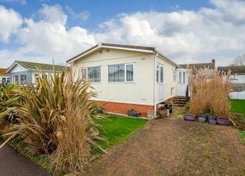 Thumbnail 2 bed mobile/park home for sale in Willow Way, St. Ives