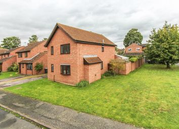 Thumbnail 4 bed detached house for sale in Weston Way, Newmarket