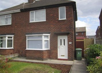 Thumbnail 3 bedroom semi-detached house to rent in Oak Avenue, Hindley, Wigan, Greater Manchester