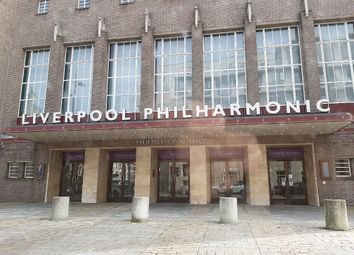 Thumbnail 2 bed flat to rent in 2 Stowell Street, Liverpool