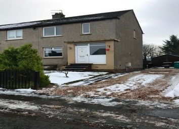 Thumbnail 2 bed property to rent in Buchan Street, Wishaw