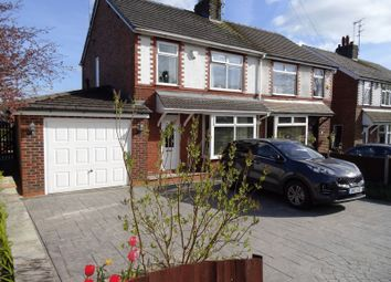 Thumbnail 3 bed semi-detached house for sale in Congleton Road, Gawsworth, Macclesfield