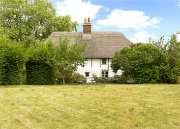 Thumbnail 3 bed detached house for sale in Wilsford, Pewsey, Wiltshire