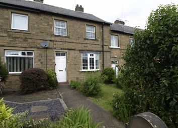 Thumbnail 2 bed terraced house for sale in West Avenue, Honley, Holmfirth