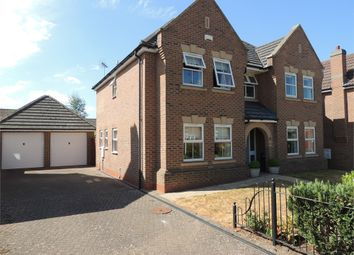 Thumbnail 4 bed detached house for sale in Rosemary Way, Downham Market