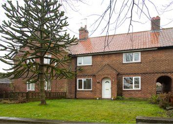 Thumbnail 4 bed terraced house for sale in Church Lane, Boroughbridge, York