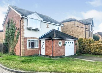 Thumbnail 4 bed detached house for sale in Harvest Way, Sleaford
