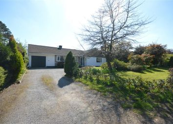 Thumbnail 3 bed detached bungalow for sale in Brimley Road, Bovey Tracey, Newton Abbot, Devon