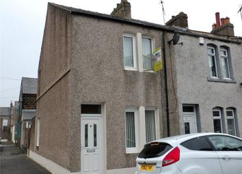 Thumbnail 2 bedroom end terrace house for sale in George Terrace, Maryport, Cumbria