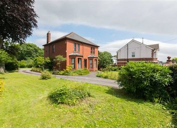 Thumbnail 4 bed detached house for sale in Llantarnam Road, Llantarnam, Cwmbran