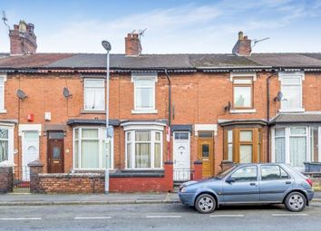 Thumbnail 2 bedroom terraced house for sale in Leonard Street, Burslem, Stoke On Trent, Staffs