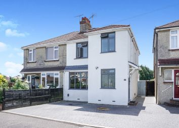 3 bed semi-detached house for sale in North Farm Road, Lancing BN15