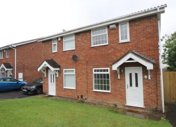 Thumbnail 2 bed semi-detached house to rent in Sandringham, Rowley Regis, West Midlands