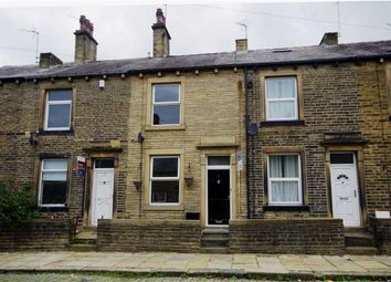 Thumbnail 2 bed terraced house for sale in Kliffen Place, Halifax