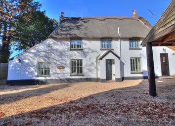 Thumbnail 4 bed cottage for sale in Wareham Road, Lytchett Matravers, Poole
