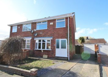 3 bed semi-detached house for sale in Antholme Close, Sutton-On-Hull, Hull, East Yorkshire HU7