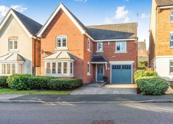Thumbnail 4 bedroom detached house for sale in Attingham Drive, Dudley, West Midlands