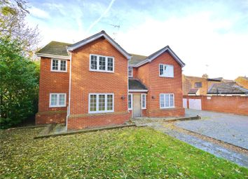 Thumbnail 2 bed flat for sale in Chelmsford Road, Shenfield, Brentwood, Essex