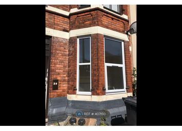 Thumbnail 1 bed flat to rent in Mount Carmel Street, Derby