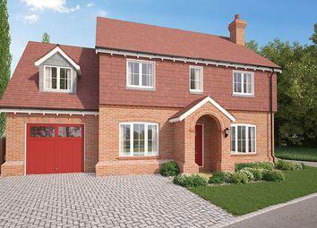 Thumbnail 4 bed detached house for sale in Crockford Lane, Chineham, Basingstoke, Hampshire