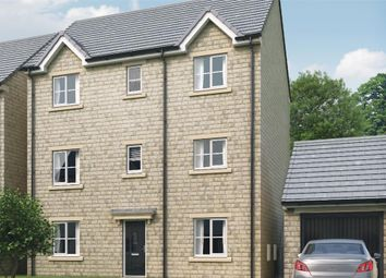 "Thumbnail 5 bed detached house for sale in ""The Thwaite"" at Weatherhill Road, Lindley, Huddersfield"
