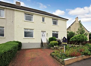Thumbnail 2 bedroom flat for sale in North Lodge Avenue, Motherwell