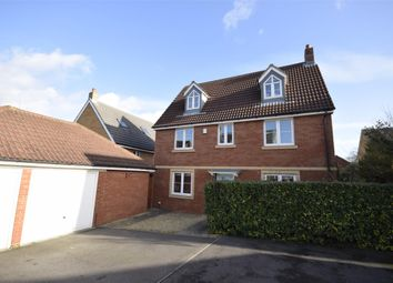 Thumbnail 5 bedroom detached house for sale in The Pines, Mangotsfield, Bristol