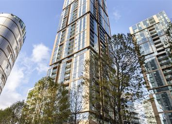 Thumbnail 2 bedroom flat for sale in Maine Tower, Harbour Central, London