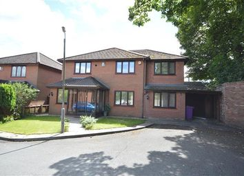 Thumbnail 4 bed detached house for sale in Glenville Close, Woolton, Liverpool