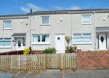 Thumbnail 2 bed terraced house for sale in Wallace Drive, Larkhall