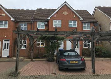Thumbnail 2 bed terraced house to rent in The Orchard, Virginia Water