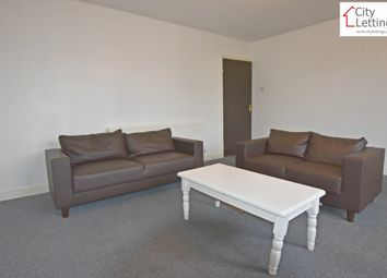 Thumbnail 3 bedroom flat to rent in Forest Road West, Nottingham