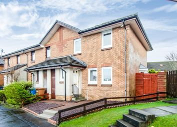 Thumbnail 2 bed end terrace house for sale in Mckay Place, Newton Mearns, Glasgow