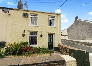 Thumbnail 2 bed end terrace house for sale in Beaufort Hill, Beaufort, Ebbw Vale