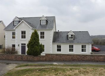 Thumbnail 4 bed detached house for sale in Heol Y Foel, Foelgastell, Llanelli