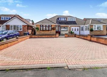 Thumbnail 4 bed bungalow for sale in Myatt Avenue, Burntwood, Staffordshire