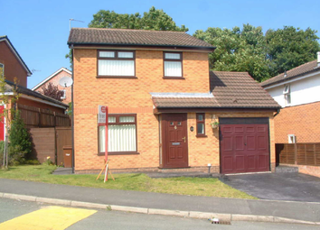 Thumbnail 3 bed detached house to rent in Greenbank Drive, Flint