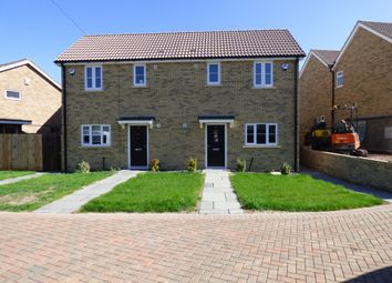 Thumbnail 3 bed semi-detached house for sale in Hillfoot Road, Shillington