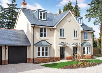 Thumbnail 4 bed semi-detached house for sale in Tennyson Mews, Shiplake, Oxfordshire