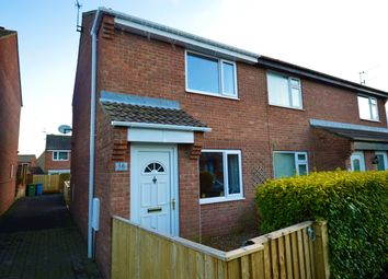 Thumbnail 2 bed end terrace house for sale in Wain Close, Eastfield, Scarborough