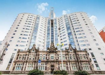 Thumbnail 1 bed flat for sale in Altolusso, Bute Terrace, Cardiff