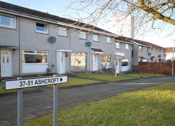 Thumbnail 3 bed terraced house for sale in Ashcroft, East Kilbride, South Lanarkshire