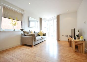 Thumbnail 1 bedroom flat for sale in The Courtyard, Southwell Park Road, Camberley